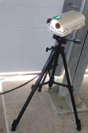 Камера для распознавания номерных знаков